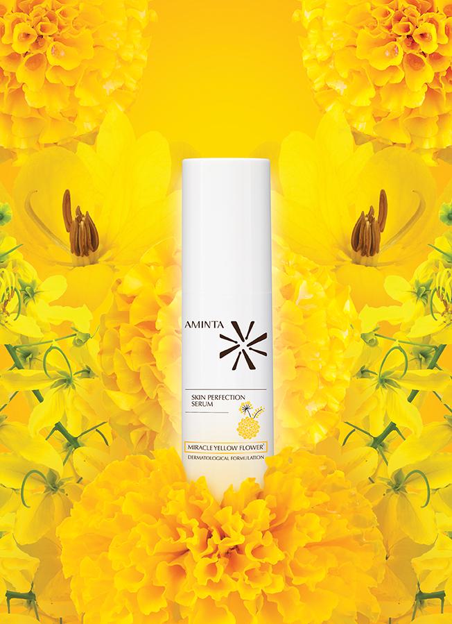 3 พลังอันทรงคุณค่า มหัศจรรย์แห่งเซรั่มดอกไม้สีเหลือง